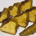 pimientos rellenos de tortilla