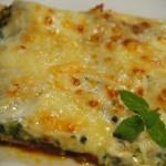 Lasaña de espinacas atun y queso de cabra8