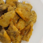 Macrolepiotas tempura