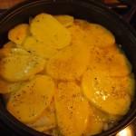 Panadera Huevos trufados