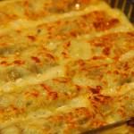 Canelones boloñesa  paté