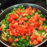 Musaca  verduras