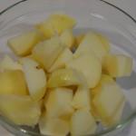 patatas aliñás con melva