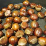castañas confitadas marrons glacés