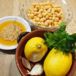 hummus ingredientes