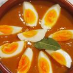 Huevos calderete
