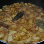 chutney de manzana