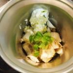 Crema de pepino y yogur