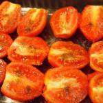 Salmorejo de tomates asados
