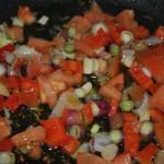 tagliatelle verduras