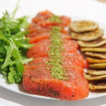 salmón marinado madre Adrover