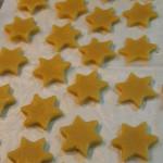 Estrellas de mantequilla