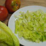 lechuga para ensalada