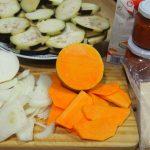 Verduras para gratén
