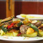 Arreglo mallorquín de verduras
