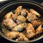 dorando pollo