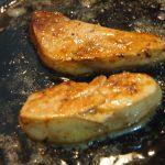 Foie para Timbal de solomillo y foie con manzana